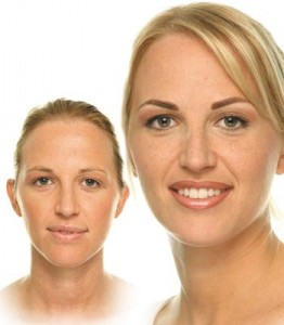 Permanent Make-up Trier vorher/nachher